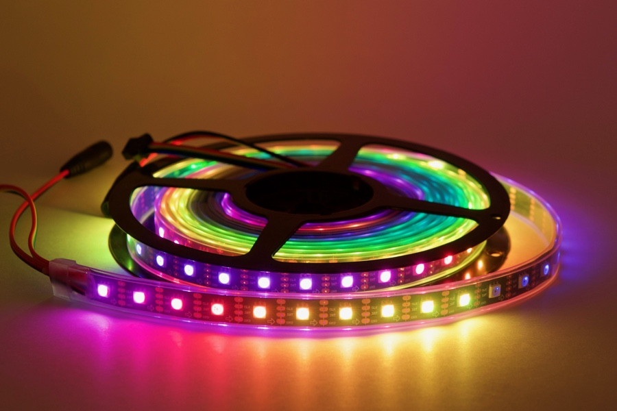 LED Spool